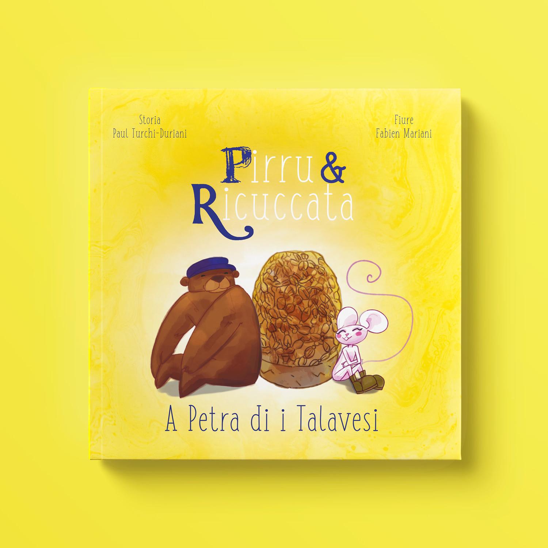 Pirru è Ricuccata - A petra di i Talavesi